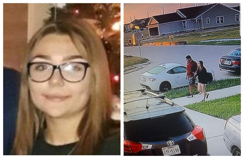 Texas Equusearch and Harris County Sheriff's deputies are searching for 14-year-old Sabrina Gary believed to be in danger.