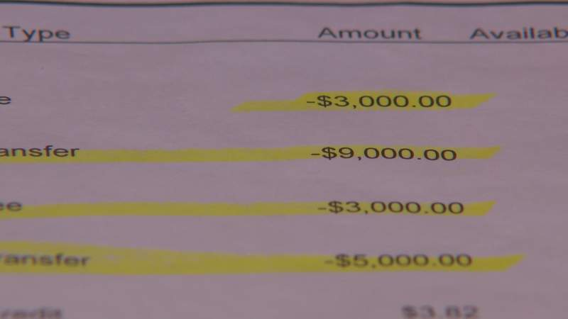 Scammers take $20K from retired couple