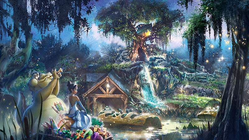 Splash Mountain, a Disney ride based on a controversial film, will be 'completely reimagined'
