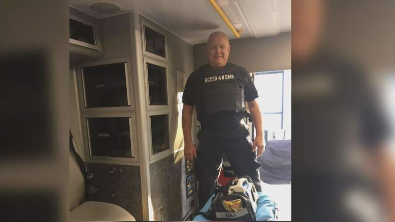 Harris County Fire Department Paramedic Battling Covid-19