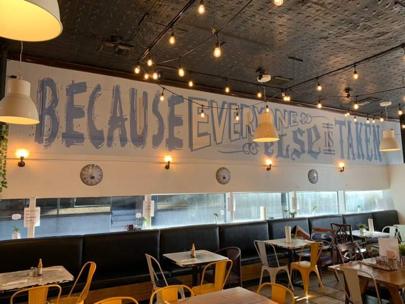 New Spot Eatery located in Houston, Texas