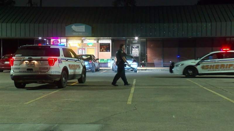 GF Default - 2 teens shot during fight at east Harris County gas station