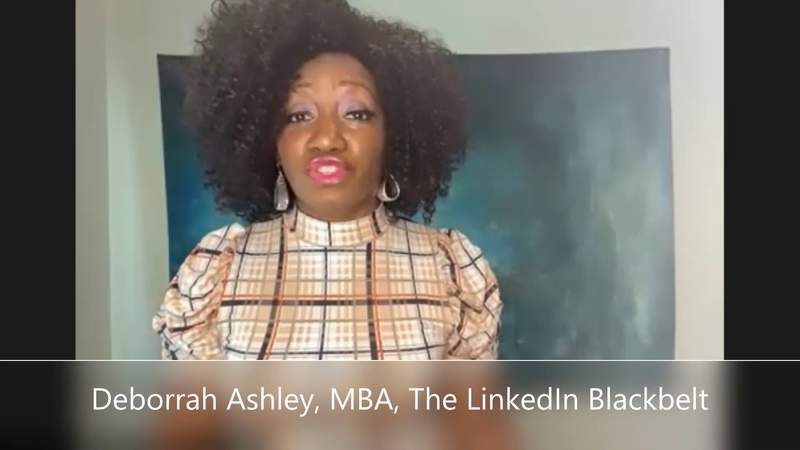 LinkedIn expert offers strategies to help you standout online and optimize your job search in just 40 minutes!