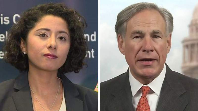 Judge Hidalgo, Gov. Abbott dispute who has authority to allow in-person learning
