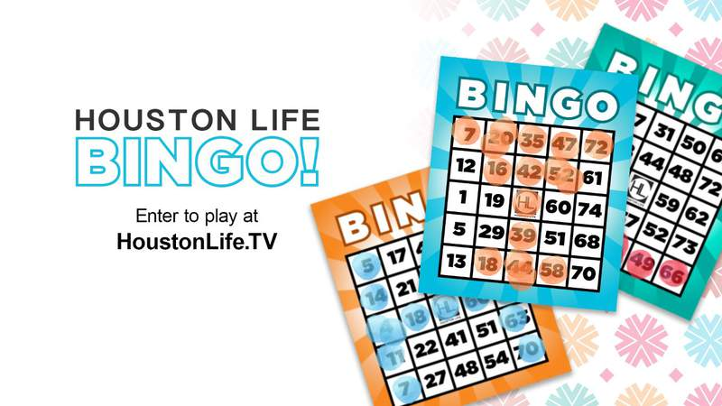 Enter for a chance to play BINGO with Houston Life