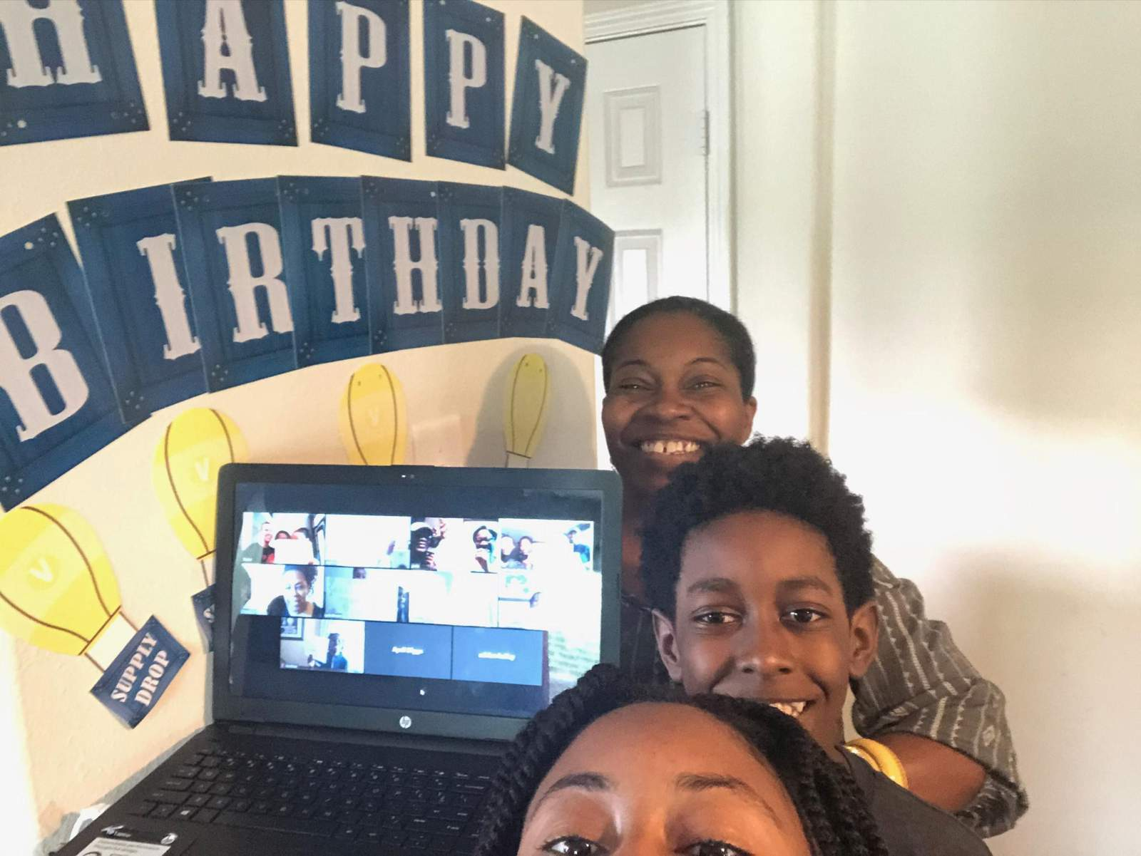 How a North Houston mom threw a virtual video game birthday party for her  12-year-old son