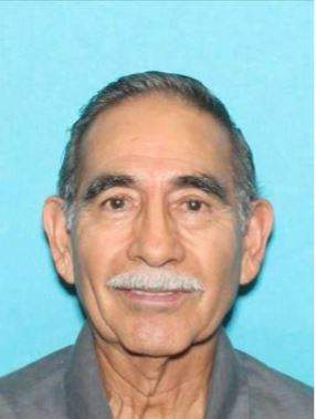 Police are searching for 74-year-old Benito Villarreal, who was last seen on March 15, 2021, in the Houston area.
