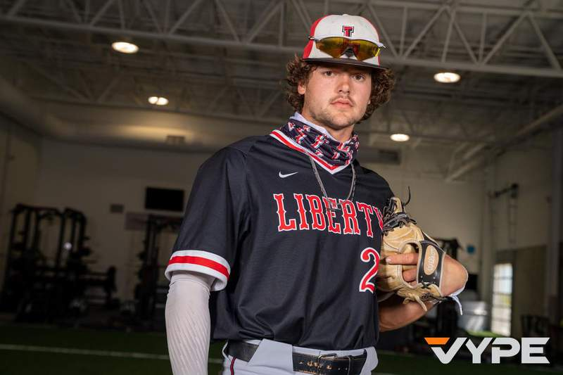 VYPE DFW Baseball Recruit of the Week: Will Glatch