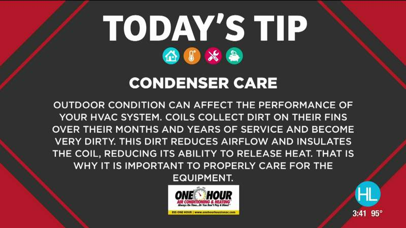 Tip Tuesday with One Hour Air Conditioning & Heating | HOUSTON LIFE | KPRC