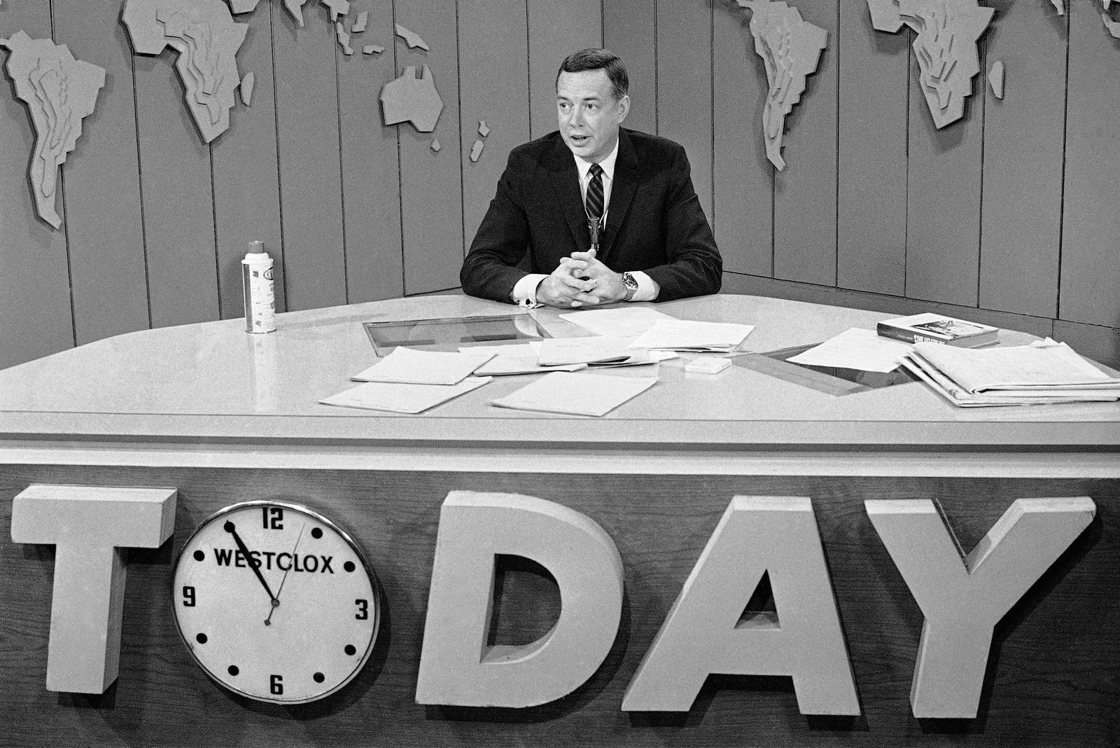 Legendary newsman Hugh Downs dies at 99