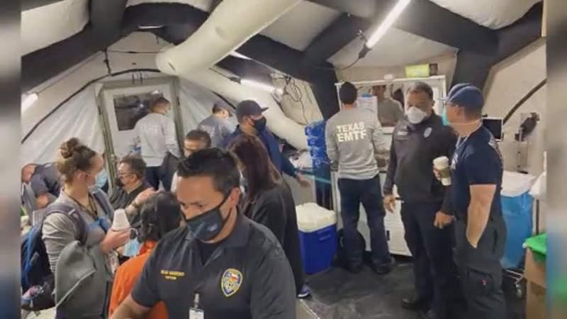 Houston first responders help in El Paso