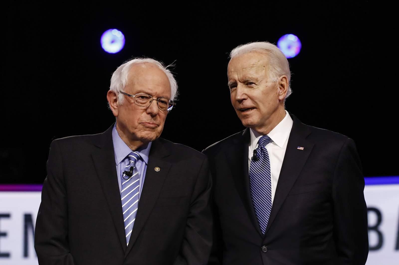Biden wins 5 states, Sanders takes 2...