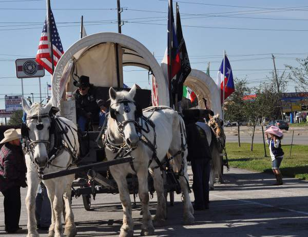 Rodeo Houston Trail Riders