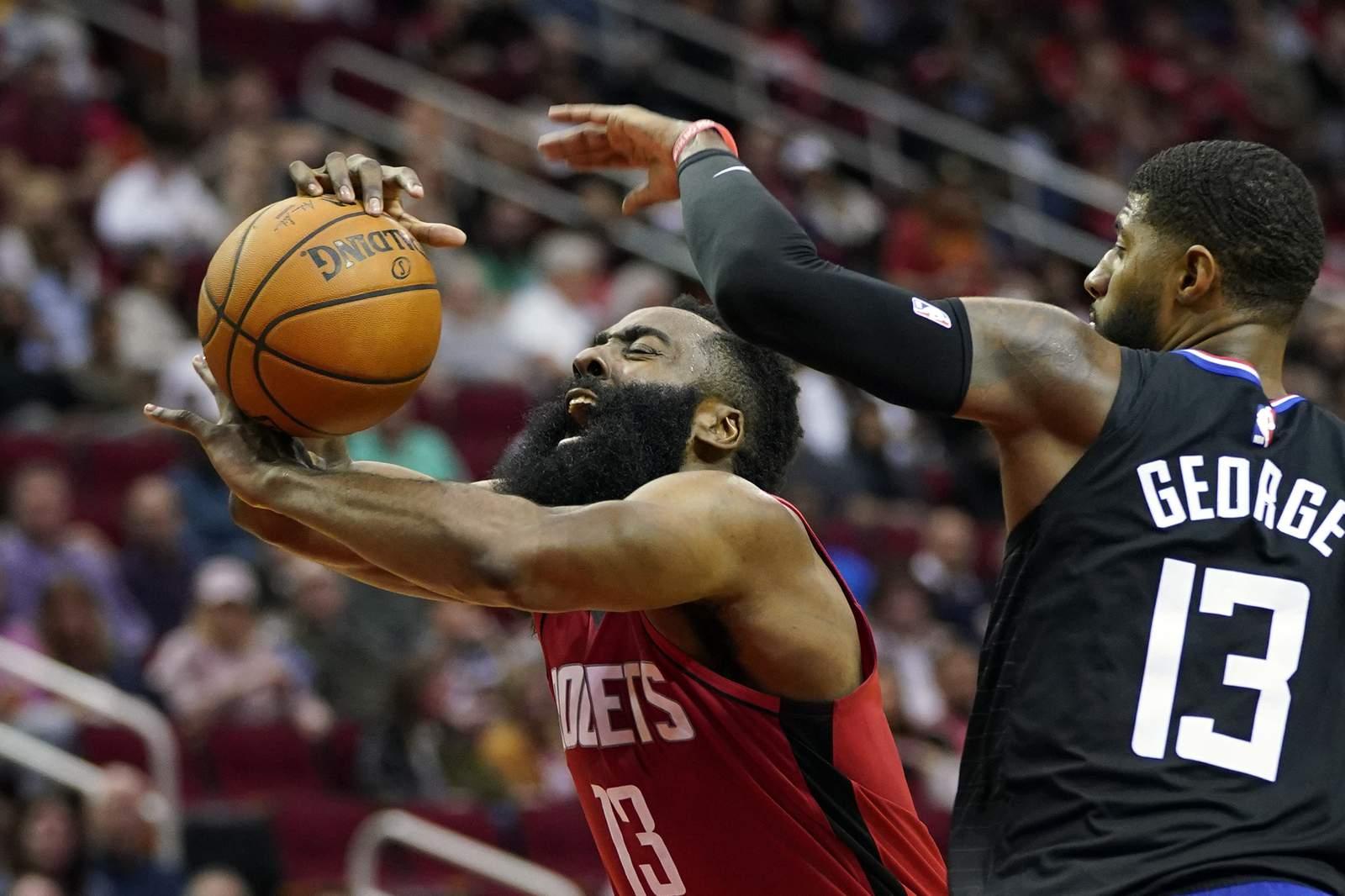 La terrible noche de disparos de los cohetes conduce a una pérdida desigual de los Clippers 20