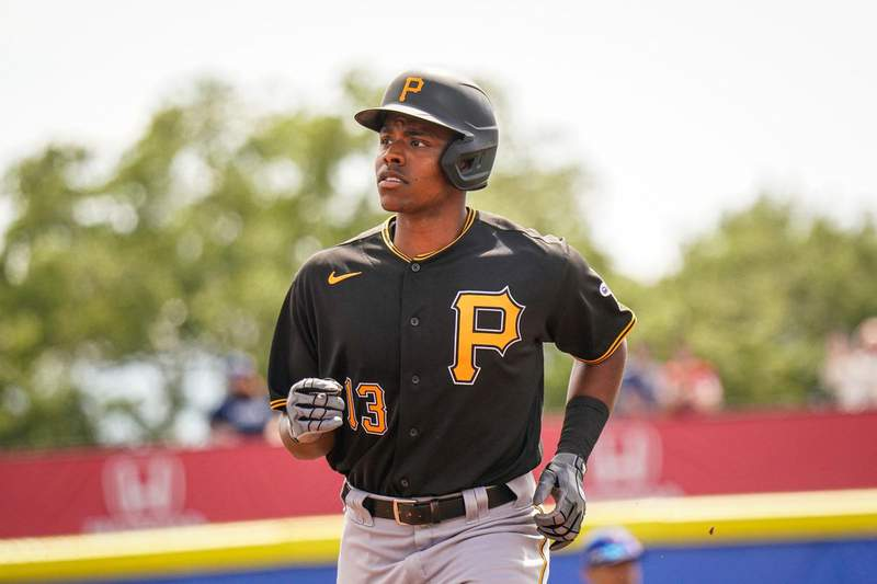 Alumni Spotlight: Former Concordia Lutheran star Ke'Bryan Hayes prepares for his second major league season