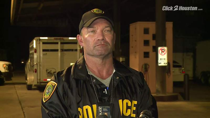 FULL INTERVIEW: Houston police provide update after finding India the tiger