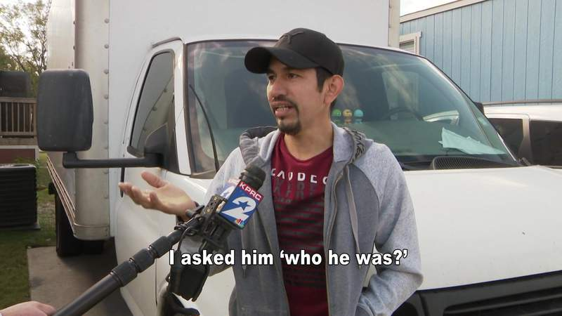 Man says he was held at gunpoint by ex-HPD captain