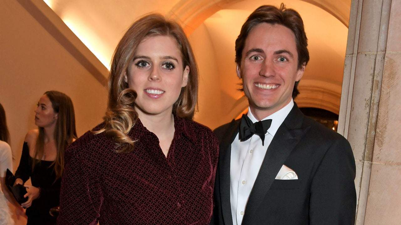 Princess Beatrice Sets Wedding Date Amid Prince Andrew Scandal
