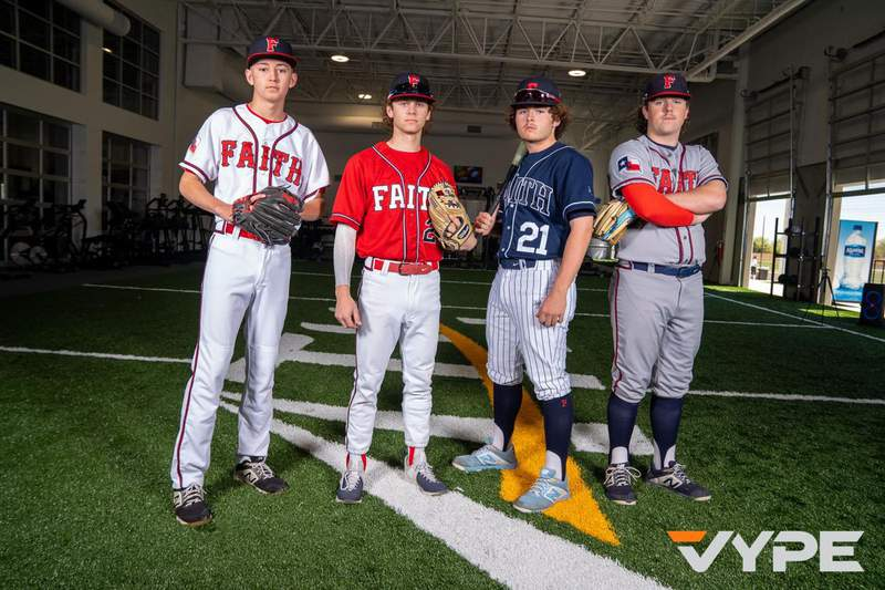 PHOTO GALLERY: Grapevine Faith continues to dominate TAPPS baseball