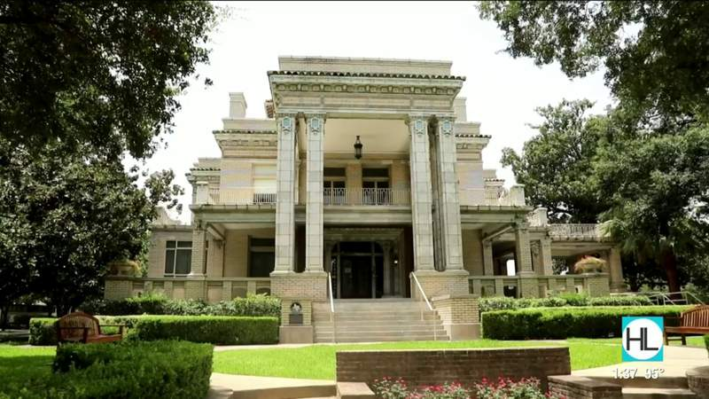 Drive-by Houston History; a tour of Houston's historic buildings | HOUSTON LIFE | KPRC 2