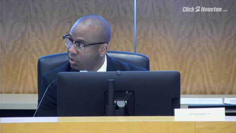 Millard House makes first remarks after being unanimously voted as new HISD superintendent