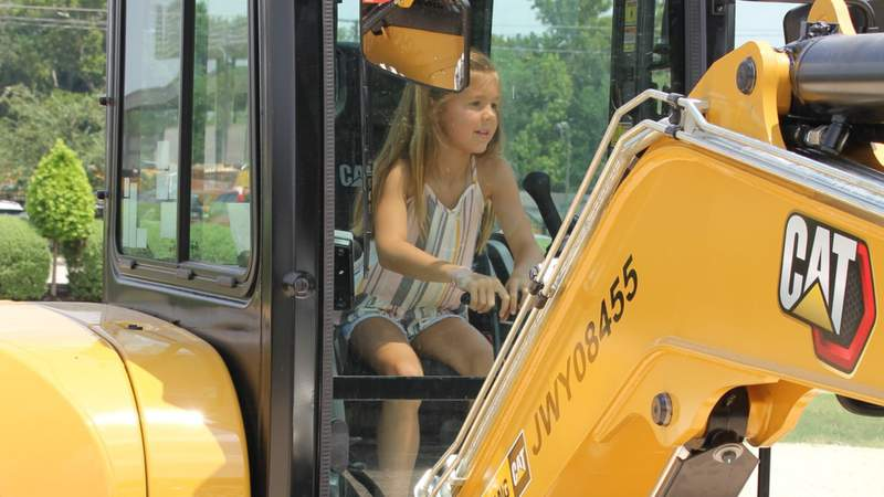 New Katy amusement park will let kids operate construction equipment