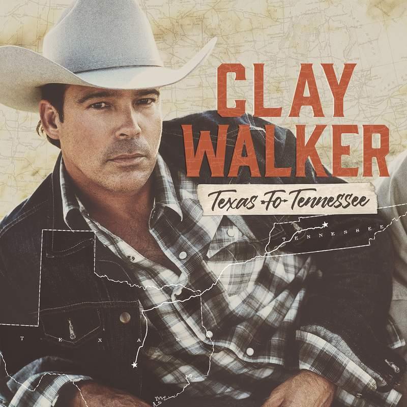 Clay Walker album cover