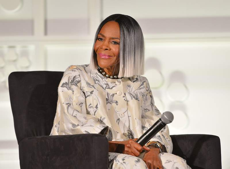 Cicely Tyson in 2018. (Photo by Charley Gallay/Getty Images for TCM)