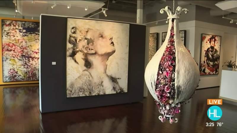 Inside Houston's Art Of The World Gallery for Hispanic Heritage Month | HOUSTON LIFE | KPRC 2