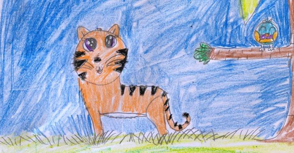 See All Of The Zoo Animals Drawings Houston Kids Sent Us For Art Assignment