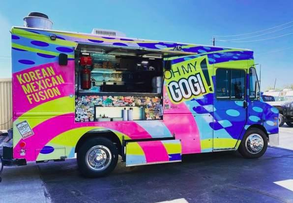 Oh My Gogi! Food Truck