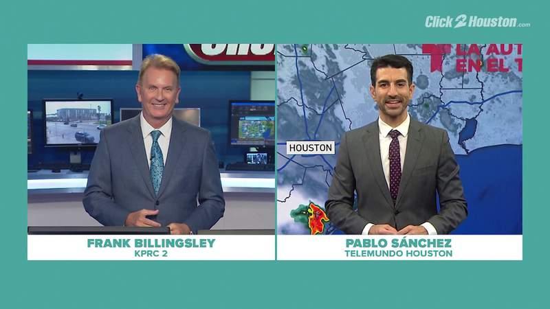 KPRC 2's Frank Billingsly and Telemundo Houston's Pablo Sanchez team up to help you Plan Your Vaccine