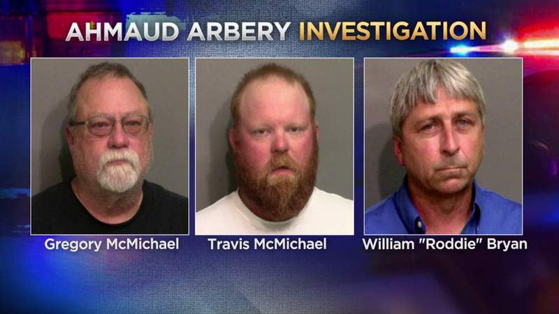 Three Satilla Shores residents face malice murder and other charges in connection with the shooting death of Ahmaud Arbery.