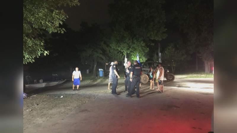 Deputies Search for Man Who Fell from Jet Ski