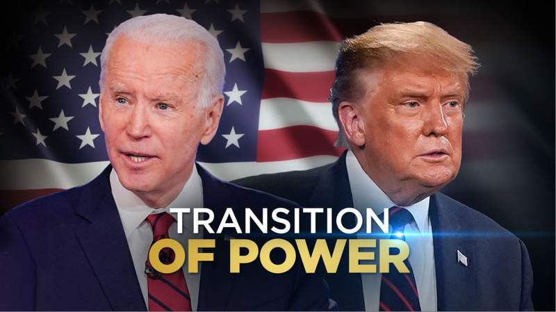 President Trump directs his team to cooperate on transition for President-elect Joe Biden but vows to keep up fight.
