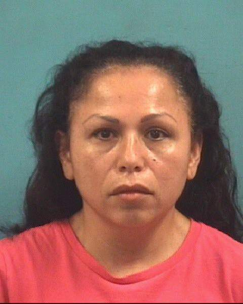 Floribeth Sandoval-Benjume was arrested on the charge of manslaughter.