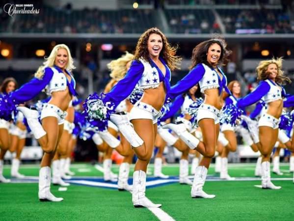5 reasons dallas cowboys cheerleaders making the team is a guilty pleasure for texans 5 reasons dallas cowboys cheerleaders