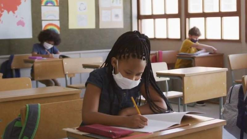 Spring ISD students back in class