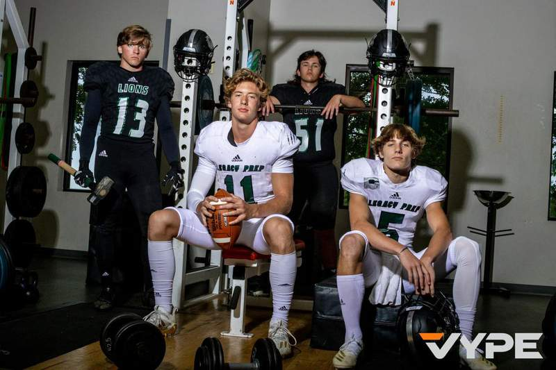 2021 VYPE Houston Football Preview - The Dark Horses: Legacy Prep Lions