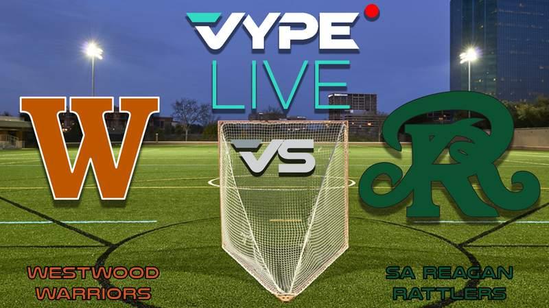 VYPE Live-Lacrosse: Westwood vs SA Reagan