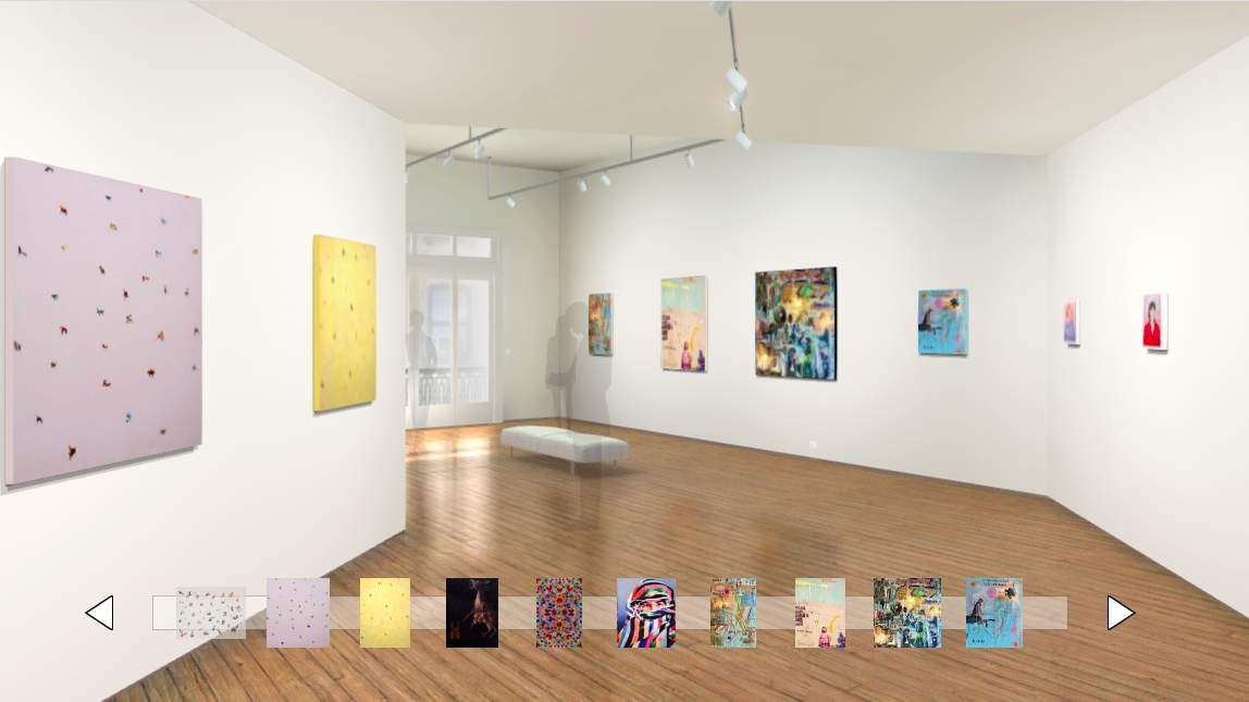 Visit Adaptation, a new Houston virtual artist exhibit now open online