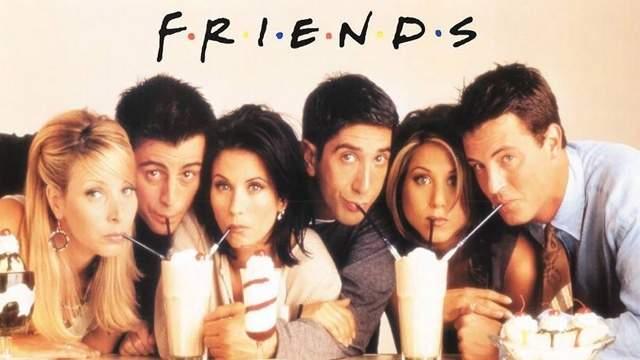 24. Friends
