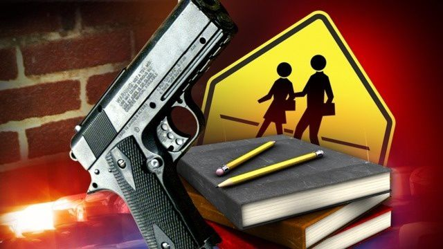 Niños que traen armas a la escuela a un ritmo alarmante 2