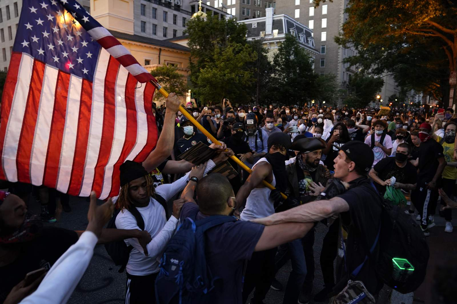VIDEOS: Civil unrest, riots across the nation prompt curfews in ...