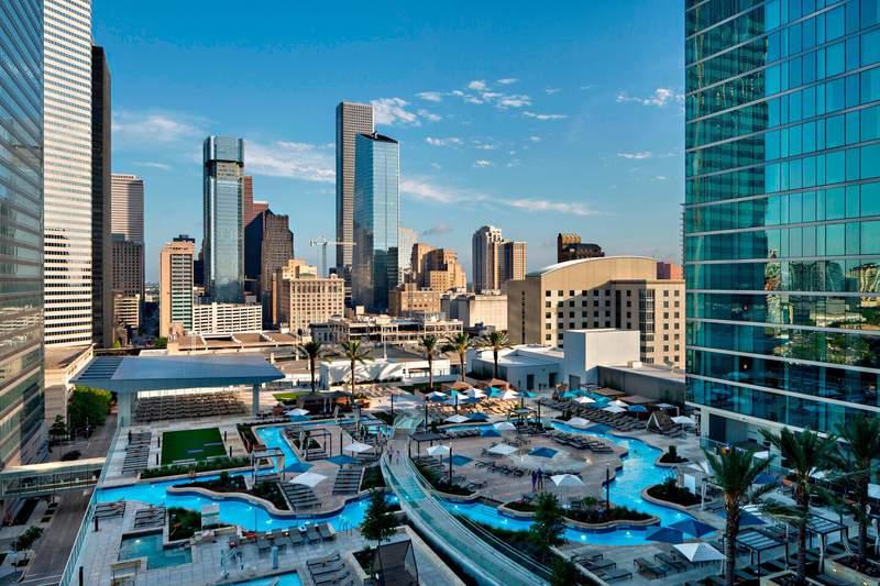 Photo Courtesy: Houston Marriott Marquis