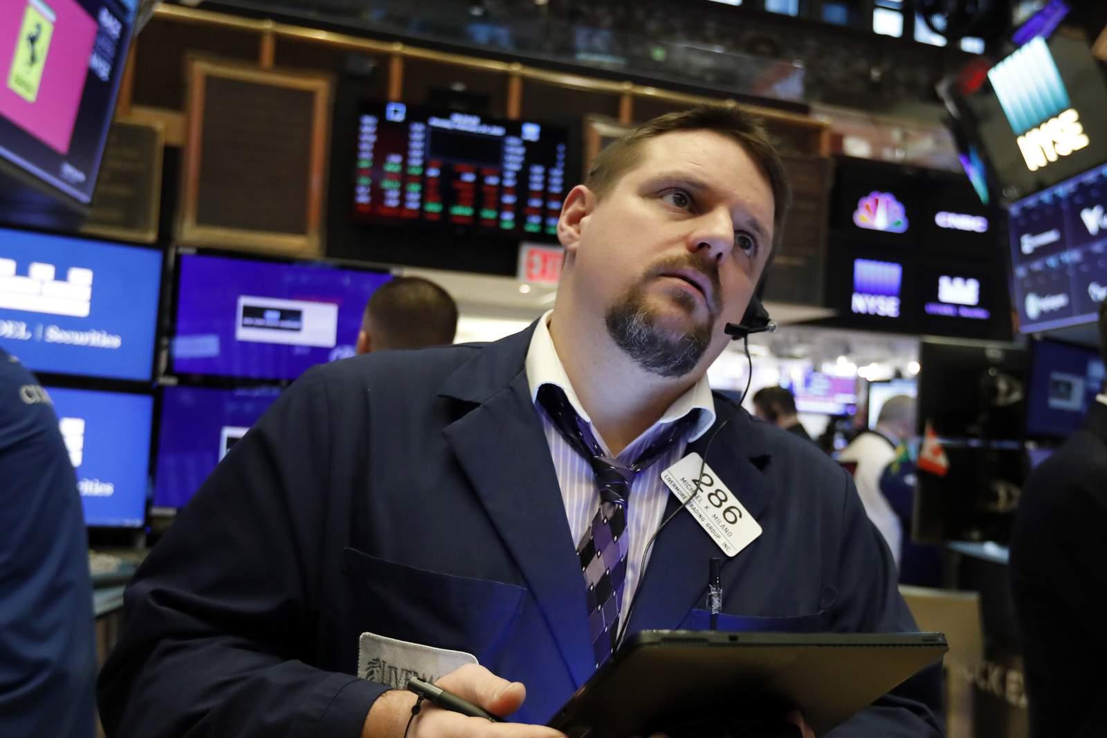 Las acciones se abren fuertemente a la baja en medio de las preocupaciones de los inversores sobre el coronavirus 12