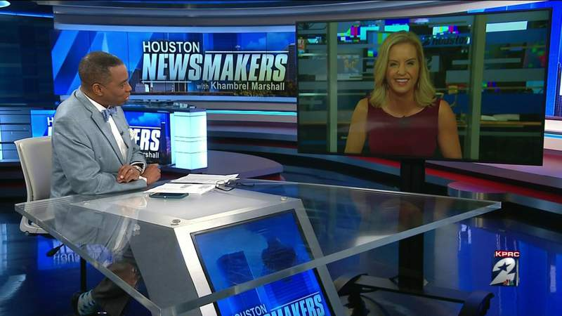 Houston Newsmakers: Recovering from Arctic Blast electricity problems