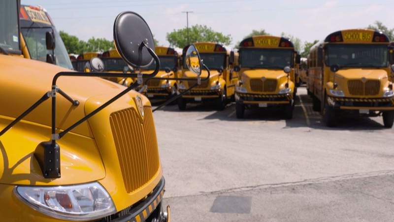 Klein ISD revamps bus cleaning policies during COVID-19 pandemic