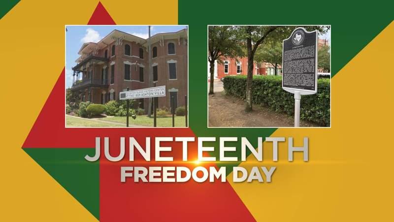 Watch Galveston's virtual Juneteenth celebration