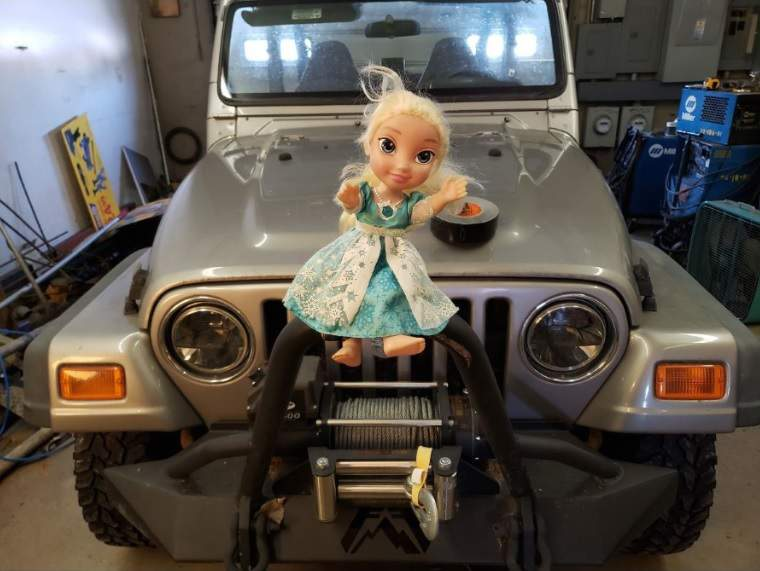 """The saga of the """"haunted"""" Elsa doll comes to an end in Minnesota."""